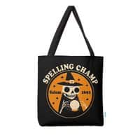 Spelling Champ - tote-bag - small view