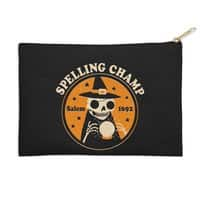 Spelling Champ - zip-pouch - small view