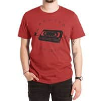 Rewind or Die - mens-extra-soft-tee - small view