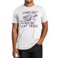 SKATE FAST EAT TRASH - mens-extra-soft-tee - small view