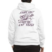 SKATE FAST EAT TRASH - zipup - small view