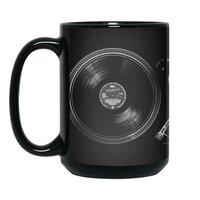 Turntable - black-mug - small view