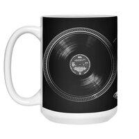 Turntable - white-mug - small view