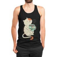 Cat - mens-jersey-tank - small view