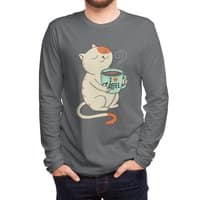Cat - mens-long-sleeve-tee - small view