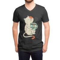 Cat - vneck - small view