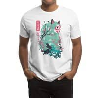 Ukiyo e Princess - mens-regular-tee - small view