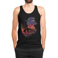 Nightmare on the Street - mens-jersey-tank - small view