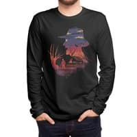 Nightmare on the Street - mens-long-sleeve-tee - small view