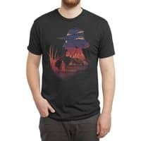 Nightmare on the Street - mens-triblend-tee - small view