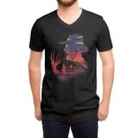 Nightmare on the Street - vneck - small view