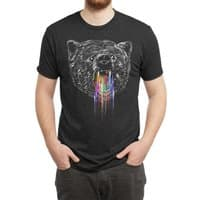 Wild Bear - mens-triblend-tee - small view