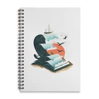 Waves of Knowledge - spiral-notebook - small view