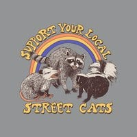 Street Cats - small view
