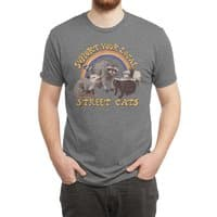Street Cats - mens-triblend-tee - small view