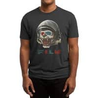 Film Tiger - mens-triblend-tee - small view