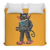 Nightmare Machine - duvet-cover - small view