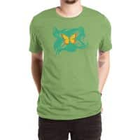 Butterfly Fish - mens-extra-soft-tee - small view