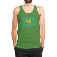 Butterfly Fish - mens-jersey-tank - small view