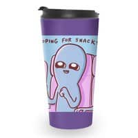 STRANGE PLANET SPECIAL PRODUCT: HOPING FOR SNACKS - travel-mug - small view