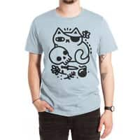 Badass Cat - mens-extra-soft-tee - small view