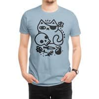 Badass Cat - mens-regular-tee - small view