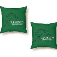 Studio Kaiju - throw-pillow - small view