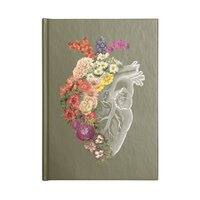 Flower Heart Spring - notebook - small view