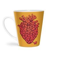 I Love Cat Heart - latte-mug - small view