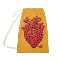 I Love Cat Heart - laundry-bag - small view