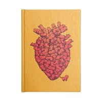 I Love Cat Heart - notebook - small view