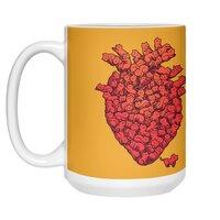 I Love Cat Heart - white-mug - small view