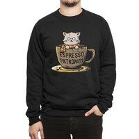 Espresso Patronum - crew-sweatshirt - small view