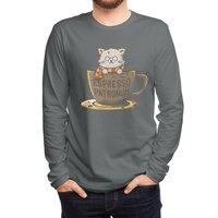 Espresso Patronum - mens-long-sleeve-tee - small view