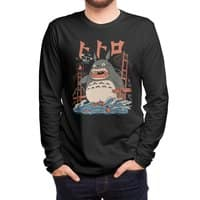 The Neighbor's Attack - mens-long-sleeve-tee - small view