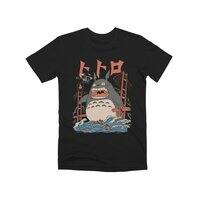The Neighbor's Attack - mens-premium-tee - small view