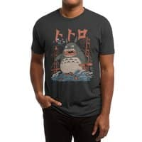 The Neighbor's Attack - mens-triblend-tee - small view