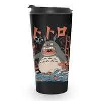 The Neighbor's Attack - travel-mug - small view