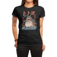 The Neighbor's Attack - womens-regular-tee - small view
