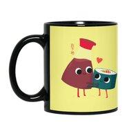 Soy Happy - black-mug - small view