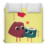 Soy Happy - duvet-cover - small view