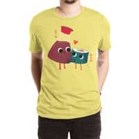 Soy Happy - mens-extra-soft-tee - small view