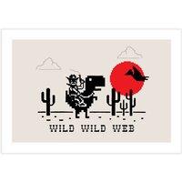 Wild Wild Web - horizontal-print - small view