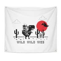 Wild Wild Web - indoor-wall-tapestry - small view