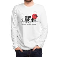 Wild Wild Web - mens-long-sleeve-tee - small view