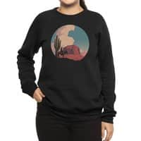 Desert Rider - crew-sweatshirt - small view