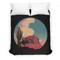 Desert Rider - duvet-cover - small view