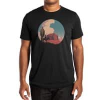 Desert Rider - mens-extra-soft-tee - small view