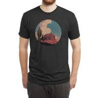 Desert Rider - mens-triblend-tee - small view