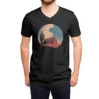 Desert Rider - vneck - small view
